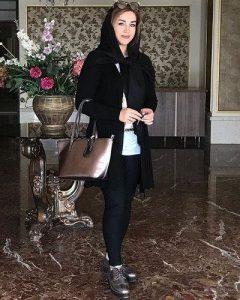 عکس خواهر پژمان جمشیدی