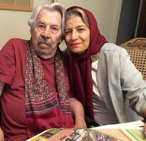 عکس داوود رشیدی و همسرش