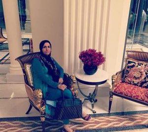 عکس مادر محمد موسوی