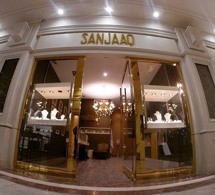 گالری سنجاق؛ جواهری شاهرخ استخری