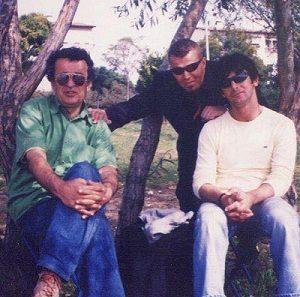عکس بهادر وحشی در فیلم آکواریوم