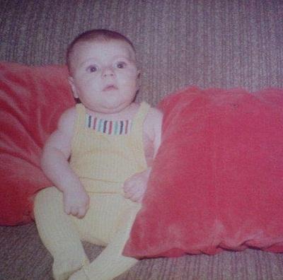 عکس بهادر وحشی در کودکی