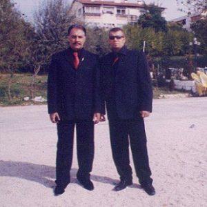 عکس بهادر وحشی و ایرج نوذری