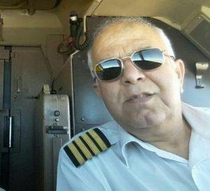 عکس خلبان پرواز تهران یاسوج