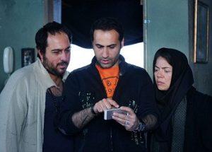 عکس محسن کیایی در فیلم آستیگمات