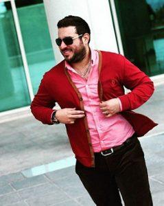 عکس و بیوگرافی محسن کیایی