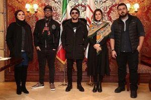 محسن کیایی در ساخت ایران دو