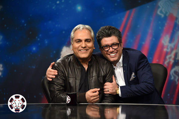 مصاحبه رشیدپور با مهران مدیری