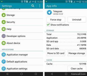 علت باز نشدن عکس در تلگرام
