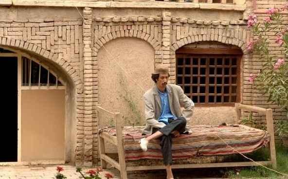 بهرام افشاری در سریال علی البدل