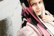 غزاله اکرمی بازیگر نقش آوا در سریال هست و نیست