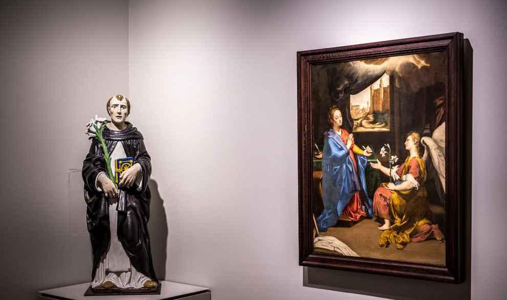 تصاویر آثار موزه لوور در تهران ۳