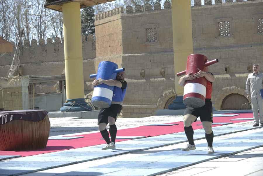 تصاویر مسابقه مردان آهنین ۴