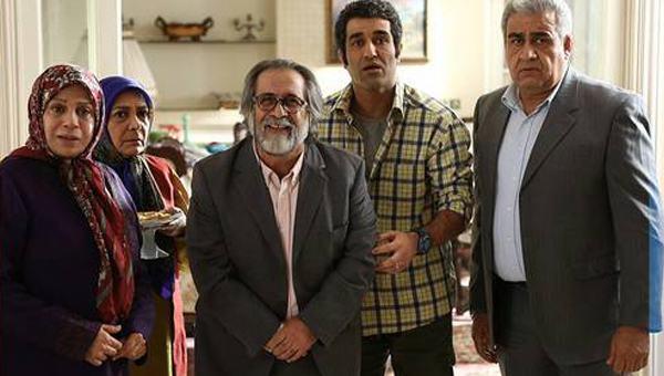 تصویر بازیگران سریال دیوار به دیوار
