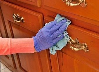 روش تمیز کردن کابینت ام دی اف چیست؟
