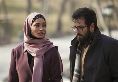 غزاله اکرمی در سریال آرام می گیرم