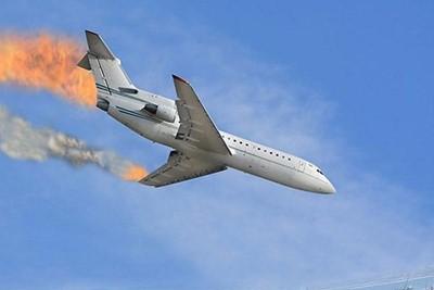 علت سقوط هواپیمای ترکیه ای در حوالی شهرکرد (کیار)