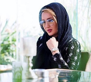 سولماز حصاری بازیگر نقش الناز