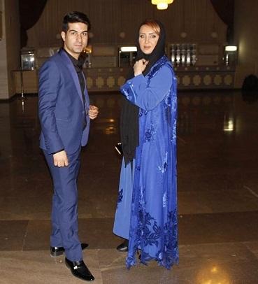 سولماز حصاری در جشنواره مد و لباس فجر تالار وحدت