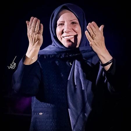 عکس مادر امید حاجیلی