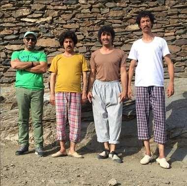 عکس محسن تنابنده در سریال علی البدل