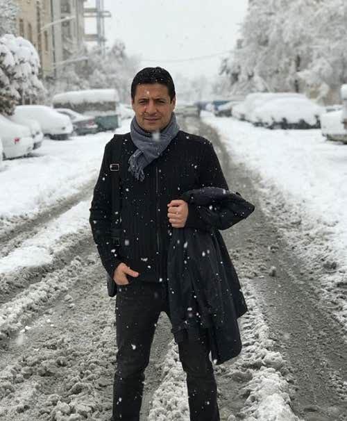 عکس های علیرضا فغانی