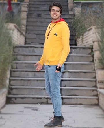 عکس و بیوگرافی علی مسلمی