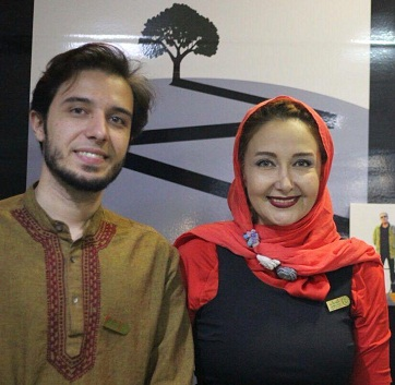 پوریا رحیمیان پسر کتایون ریاحی + بیوگرافی و عکس