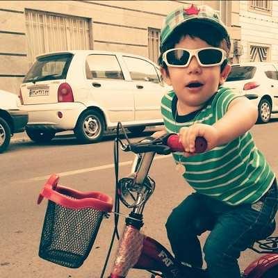 عکس پسر سروش جمشیدی