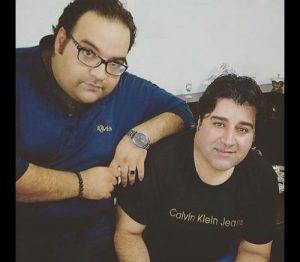 مهدی یغمایی و برادرش