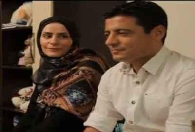 همسر علیرضا فغانی