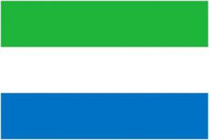 پرچم سیرالئون