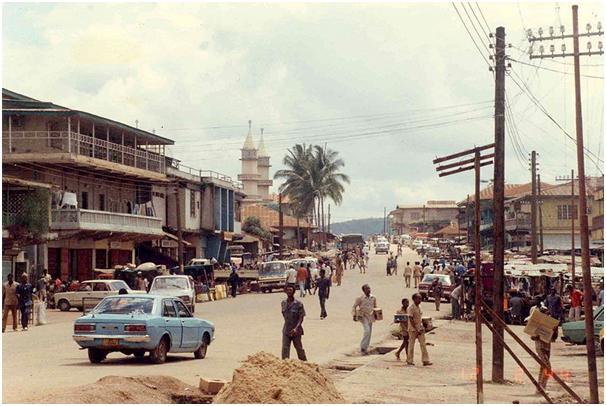 کشور سیرالئون