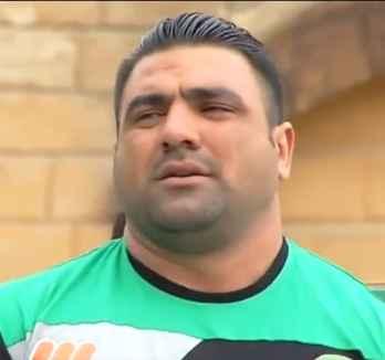 محمد عزت پور از استان البرز