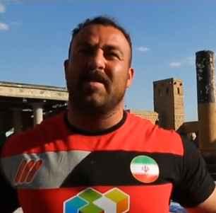 حسن حسن آقایی از استان آذربایجان غربی