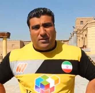 محسن مسن آبادی از استان مرکزی