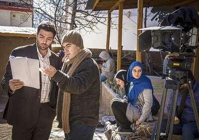 ارمیا قاسمی بازیگر نقش ستار در سریال کوبار