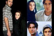 بیوگرافی امید آهنگر (علی کوچولو) و همسرش نوشین خانی (در شبکه من و تو)