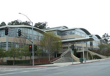 مقر فعلی یوتیوب در سان برونو، کالیفرنیا