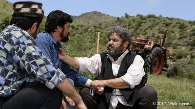 ناصر هاشمی در سریال آنام