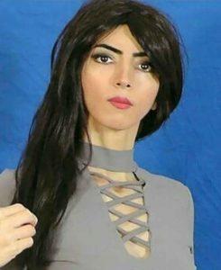 عکس نسیم نجفی اقدم