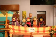 زمان پخش و تکرار مجموعه عروسکی سرحال