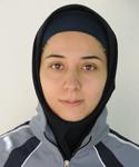 بازیکنان تیم ملی فوتسال بانوان - مریم روحانی