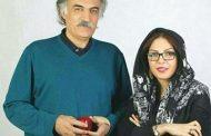 بیوگرافی علیرضا شجاع نوری و همسرش مهناز باقری