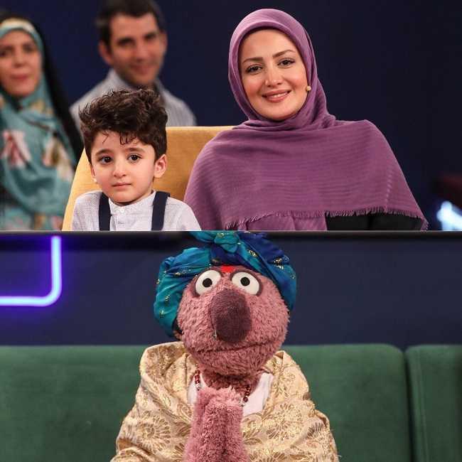 شیلا خداداد مهمان امشب خندوانه چهارشنبه ۹ خردادماه