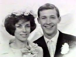 عکس مراسم ازدواج سر الکس فرگوسن و همسرش کتی