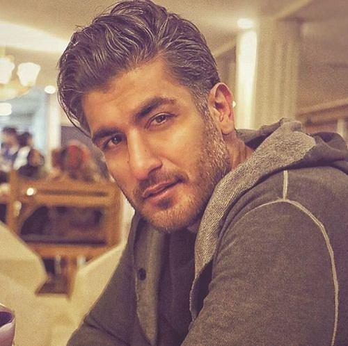 بیوگرافی شهاب مظفری خواننده پاپ + عکس