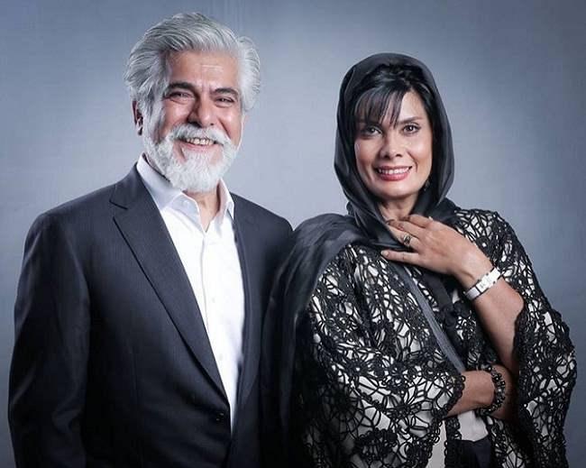 بیوگرافی عاطفه رضوی و همسرش حسین پاکدل