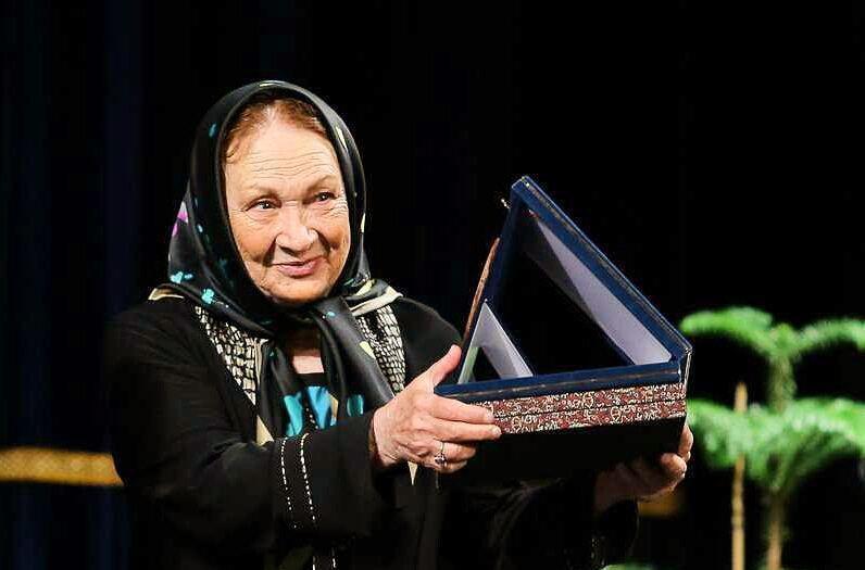 عکس پریدخت امیرحمزه مادرزن امین تارخ