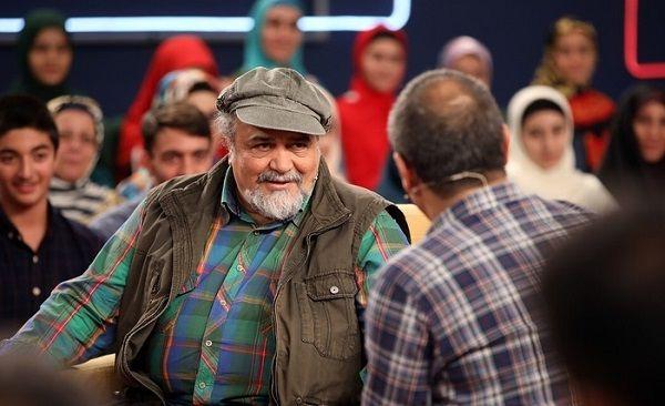 محمدرضا شریفی نیا مهمان خندوانه